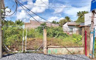 59 m2 Land for sale in District Cai Rang