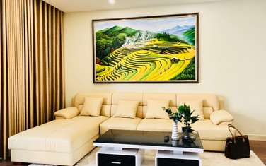 2 bedroom apartment for rent in District Thanh Xuan