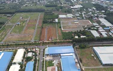 110 m2 residential land for sale in District Trang Bom