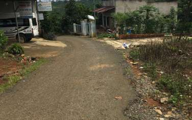100 m2 residential land for sale in District Bao Lam