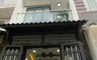 4 bedroom house for sale in District Binh Tan