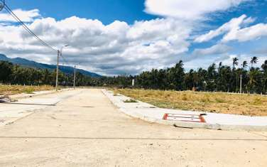 100 m2 land for sale in District Song Cau
