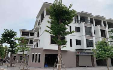 4 bedroom townhouse for sale in Thanh pho Hai Duong