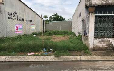 150 m2 residential land for sale in District Thuan An