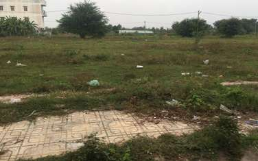 102 m2 residential land for sale in District Chau Thanh