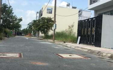 635 m2 Residential Land for sale in District Cu Chi