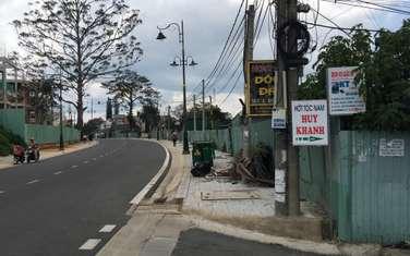 95 m2 land for sale in Thanh pho Da Lat