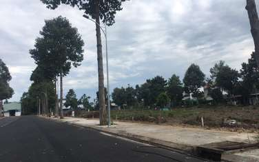 110 m2 residential land for sale in District Binh Thuy