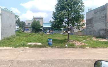 300 m2 residential land for sale in District Ben Cat