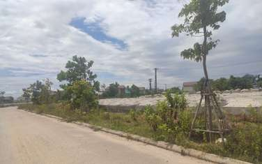 300 m2 residential land for sale in Dong Ha