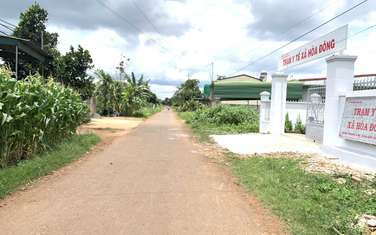 156 m2 residential land for sale in District Krong Pak