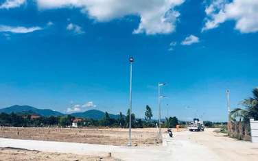 90 m2 residential land for sale in District Dien Khanh