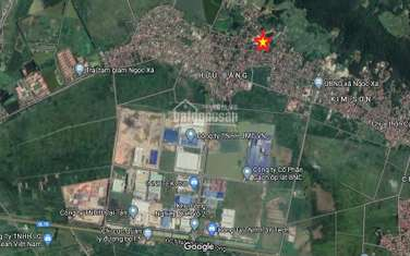 90 m2 residential land for sale in District Que Vo