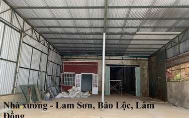 factory & warehouse for sale in Bao Loc