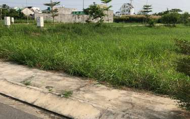 96 m2 residential land for sale in District Nha Be
