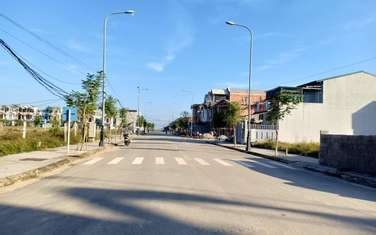 105 m2 residential land for sale in District Phu Vang