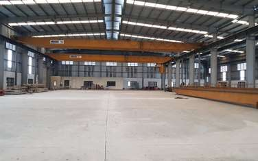 2200 m2 Factories & Warehouse for rent in District Hoang Mai