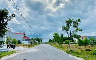 144 m2 land for sale in Dong Ha
