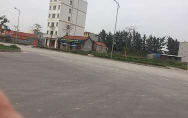 117.5 m2 land for sale in District Yen My