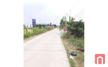118 m2 residential land for sale in District Tan Tru