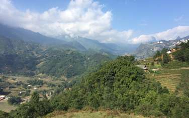 520 m2 residential land for sale in District Sa Pa