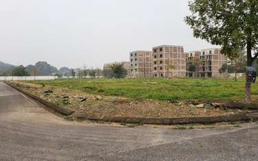 80 m2 residential land for sale in Thi Xa Son Tay