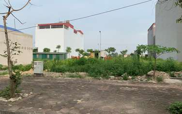 225 m2 residential land for sale in District Gia Lam