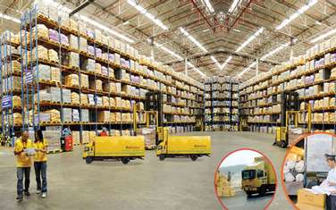 factory & warehouse for rent in District Me Linh