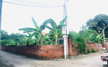 408 m2 residential land for sale in District Quoc Oai