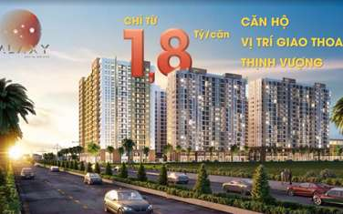 1 bedroom Apartment for sale in Di An City