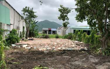 350 m2 residential land for sale in Ba Ria