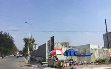 1400 m2 Residential Land for rent in District Thu Duc