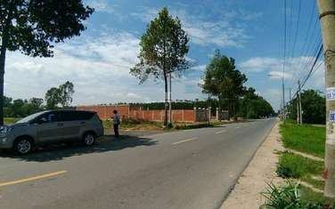 400 m2 residential land for sale in Phu My town