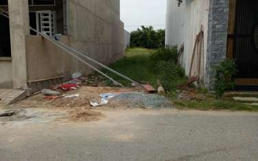 52 m2 residential land for sale in District Hoc Mon