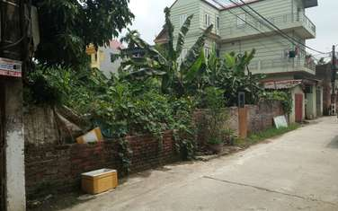 700 m2 residential land for sale in District Dong Anh