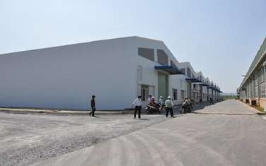 factory & warehouse for rent in District Duy Tien