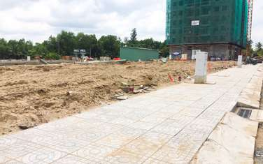 75 m2 residential land for sale in District Cai Rang