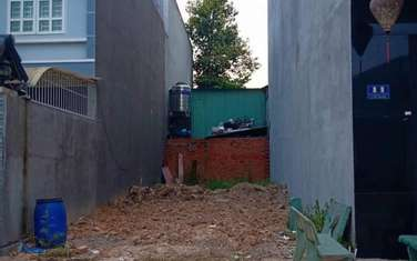110 m2 residential land for sale in Thanh pho Bien Hoa