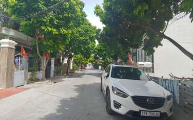 81 m2 residential land for sale in District Hai An