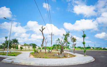 100 m2 land for sale in District Tu Nghia