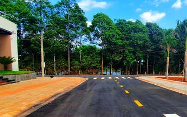 130 m2 residential land for sale in Phu My town