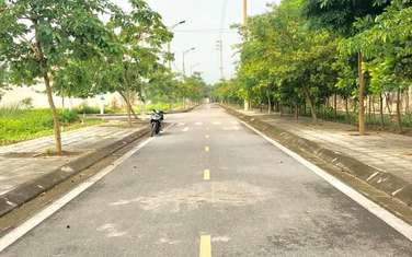 100 m2 land for sale in Phu Ly