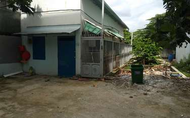 120 m2 residential land for sale in District Binh Chanh