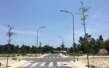 100 m2 land for sale in District Cam Lam