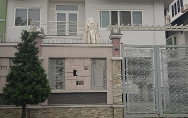 villa for rent in District 2