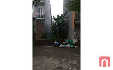 33 m2 residential land for sale in District Ba Dinh