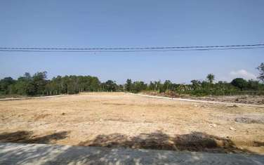 95 m2 residential land for sale in District Trieu Phong