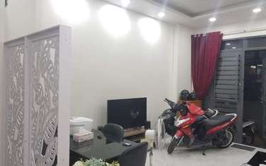 4 bedroom house for sale in District Binh Thanh