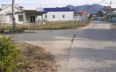 150 m2 residential land for sale in District Ninh Hoa