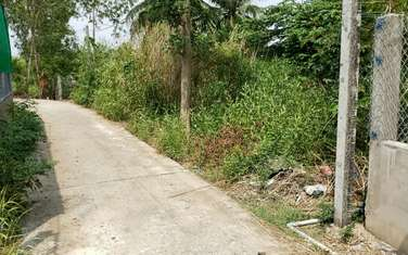 2097 m2 residential land for sale in District Thu Thua